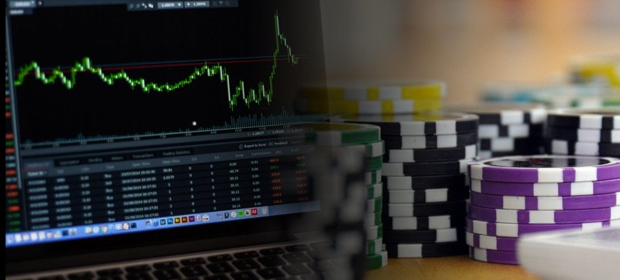How Trading Compares to Poker and Blackjack